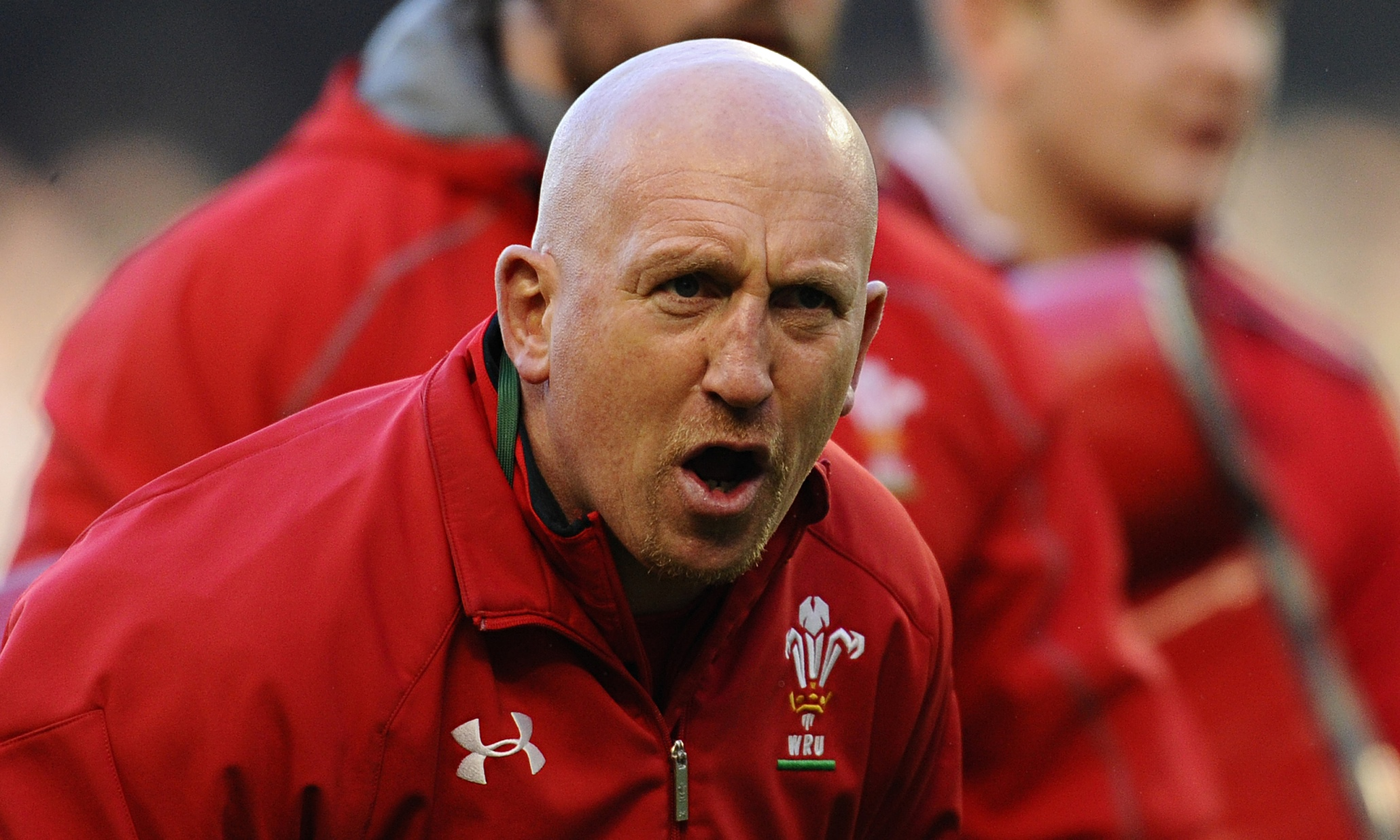 Shaun Edwards will be bring all his passion to bear for Wales against England in Cardiff on Friday.